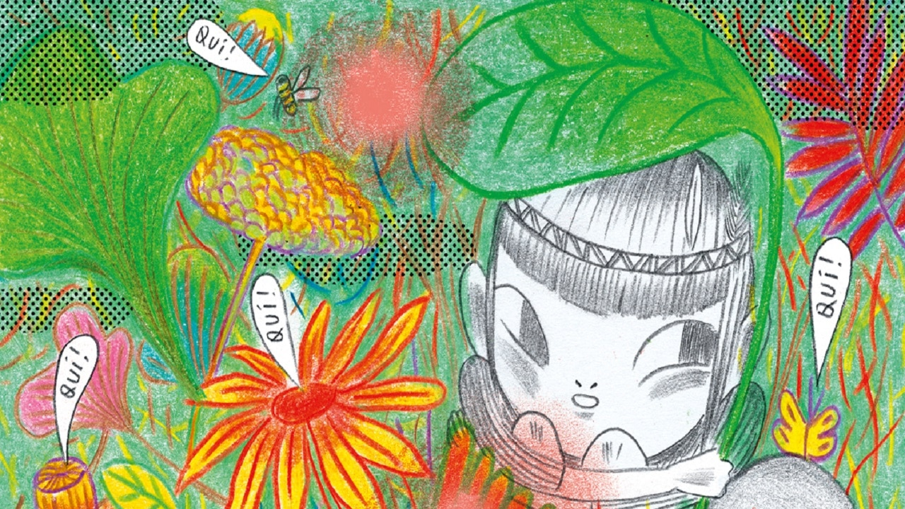 Come Scomparire di Nicolas Robel: il nuovo libro per l'infanzia di Canicola Edizioni thumbnail