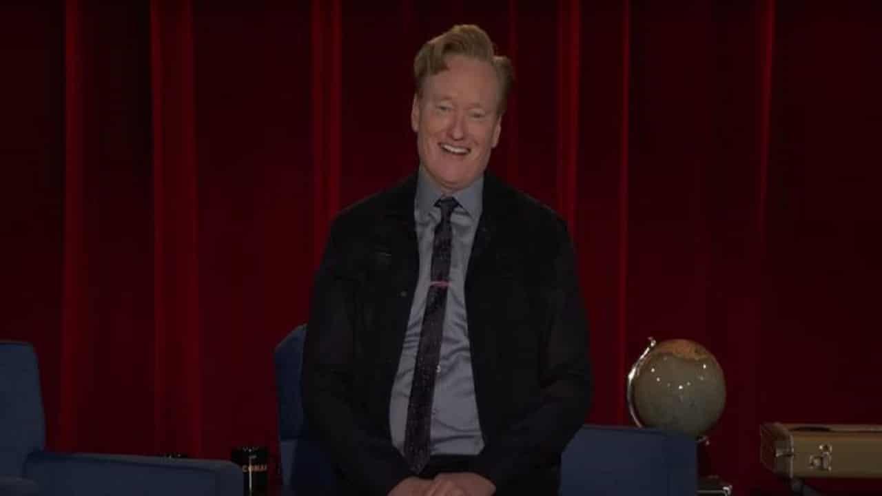 Conan O'Brien lascia ufficialmente il mondo dei Late Night Show thumbnail