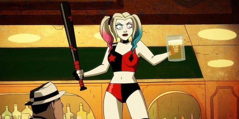 harley quinn serie animata batman catwoman-min