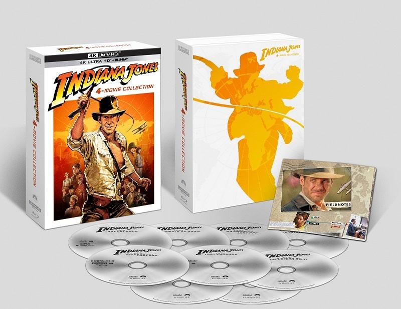 indiana jones 4-movie collection digipack-min
