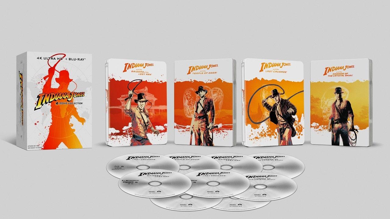 Presentazione a Milano per Indiana Jones 4-Movie Collection thumbnail