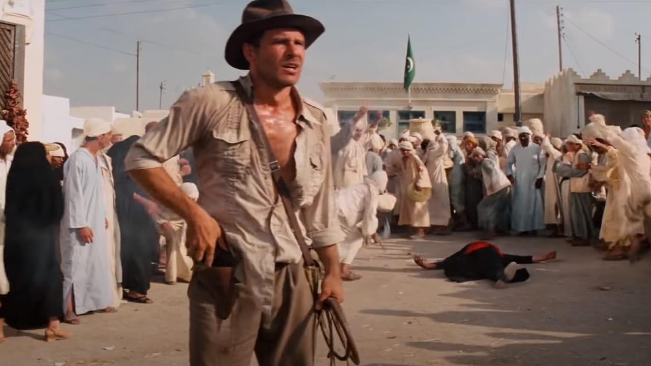 Indiana Jones e la lotta con lo spadaccino: quella dissenteria che cambiò tutto thumbnail
