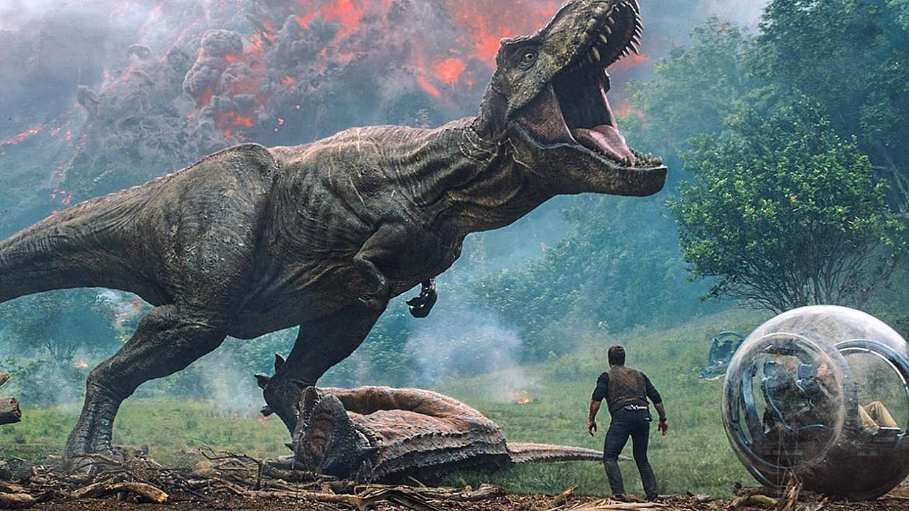 Jurassic World: Dominion, i dinosauri al centro del primo teaser thumbnail
