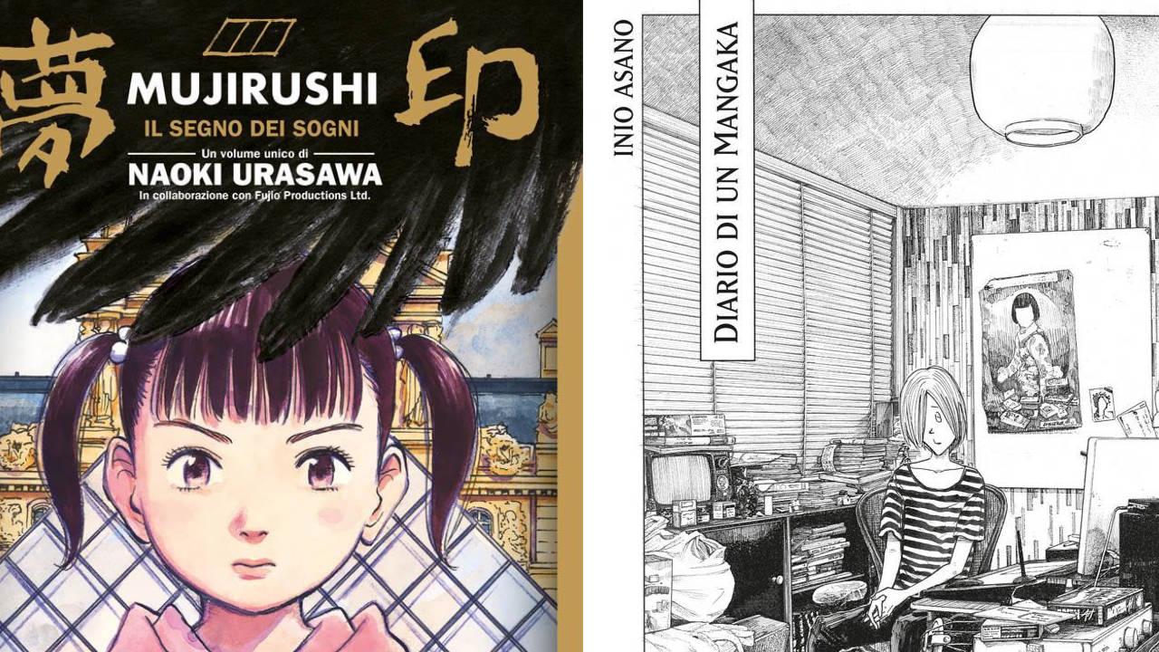 Inio Asano e Naoki Urasawa tra le novità di giugno di Planet Manga thumbnail