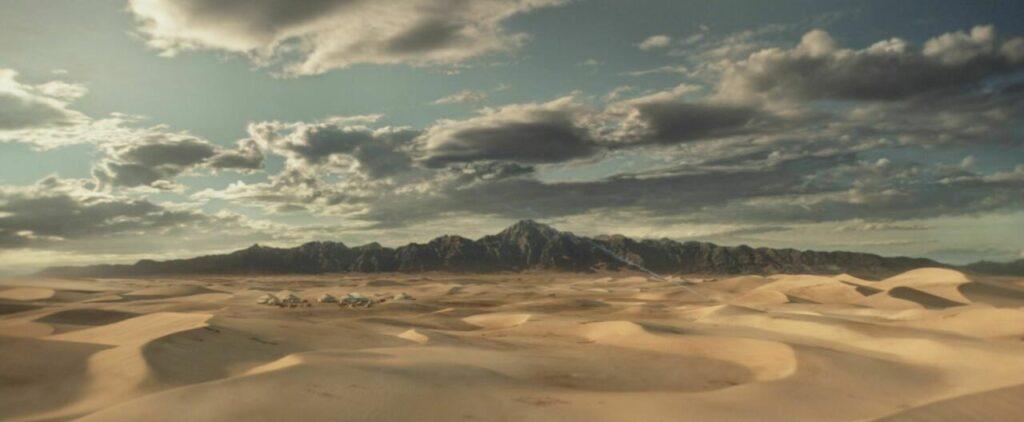 loki episodio 1 pilota easter egg deserto come iron man