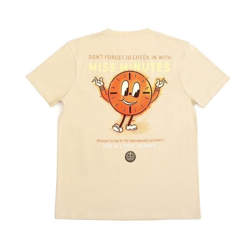 loki gadget t-shirt miss minutes-min