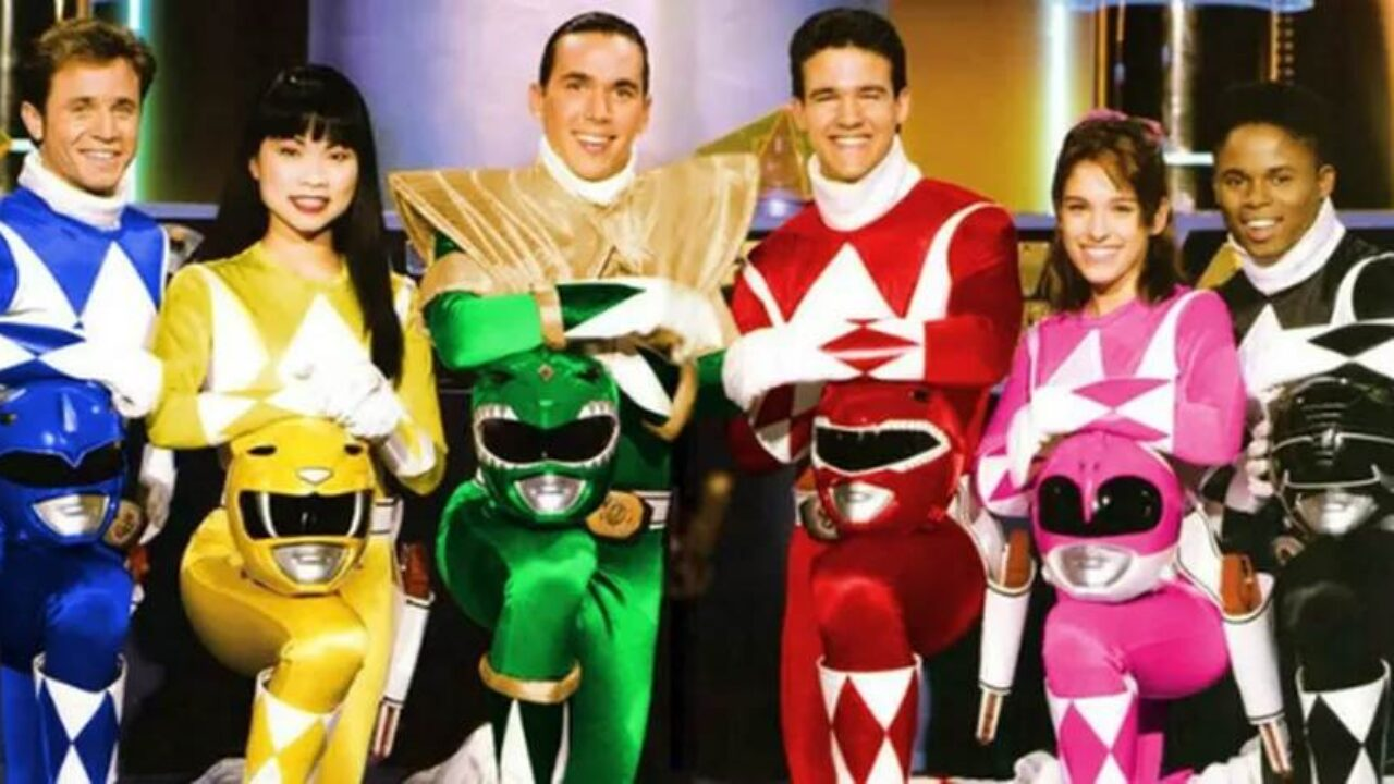 I Power Rangers torneranno al cinema nel 2023? thumbnail