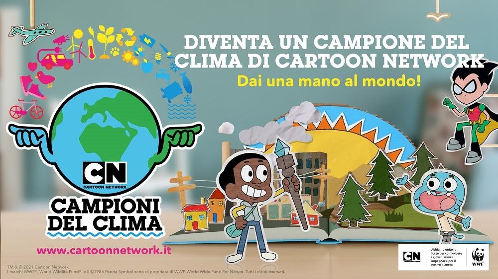 Progetto Cartoon Network WWF EMEA