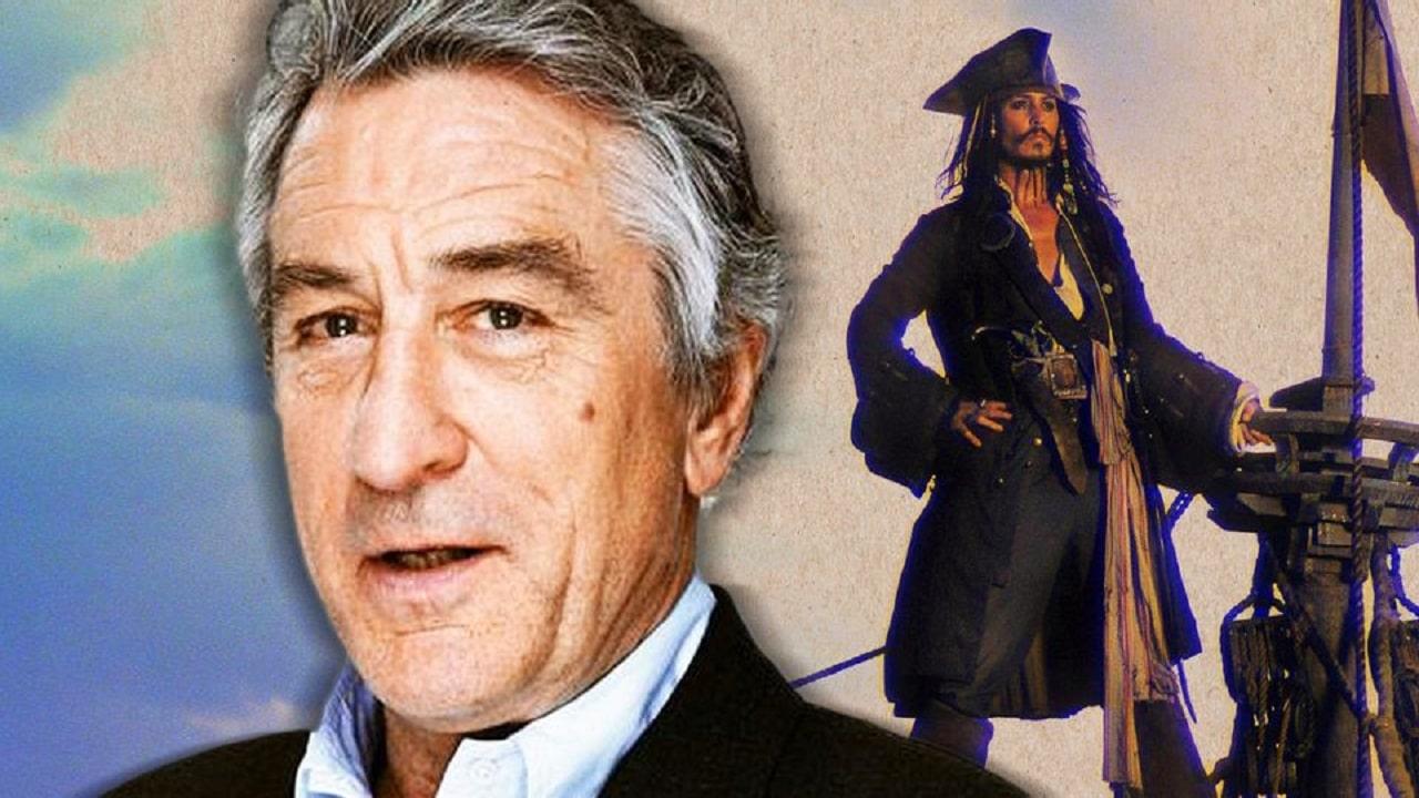 Robert De Niro rifiutò il ruolo di Jack Sparrow in Pirati dei Caraibi thumbnail