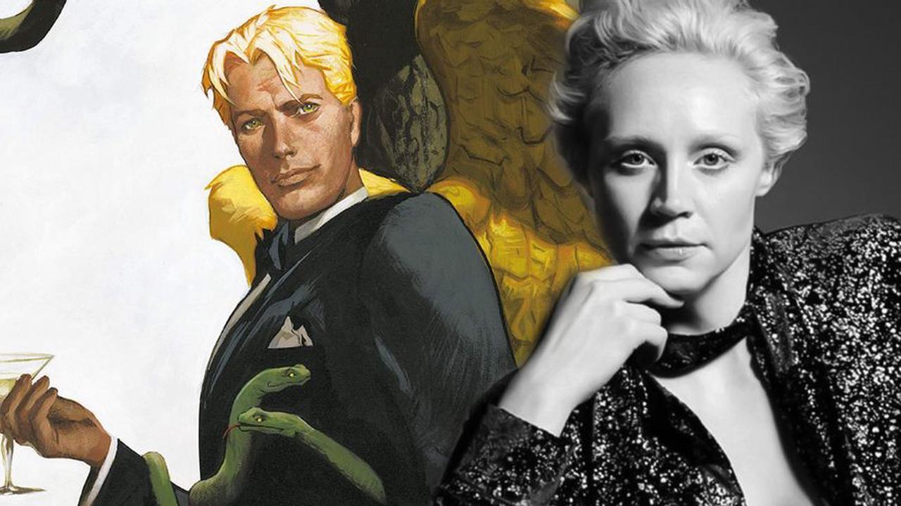 Sandman: gli showrunner di Lucifer felici per la scelta di Gwendoline Christie thumbnail