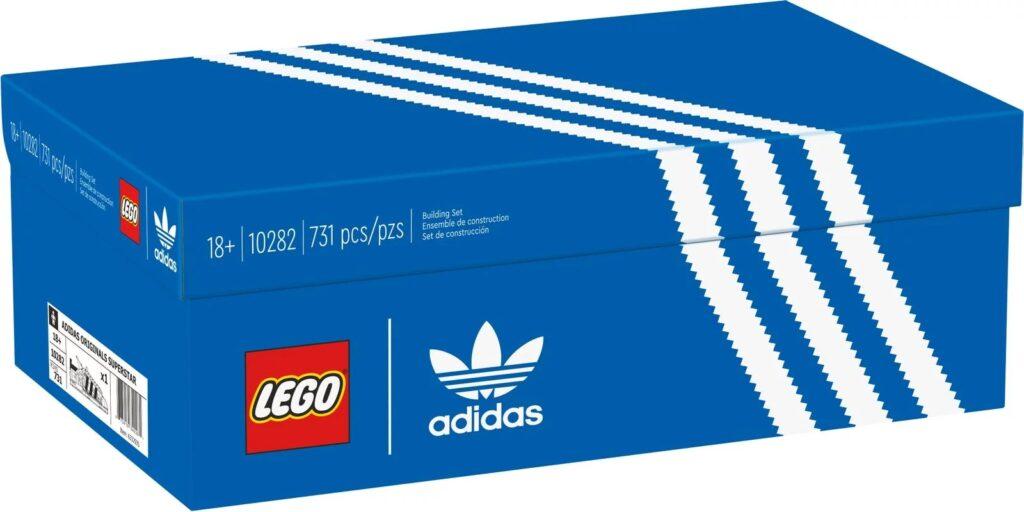 scarpa Adidas LEGO