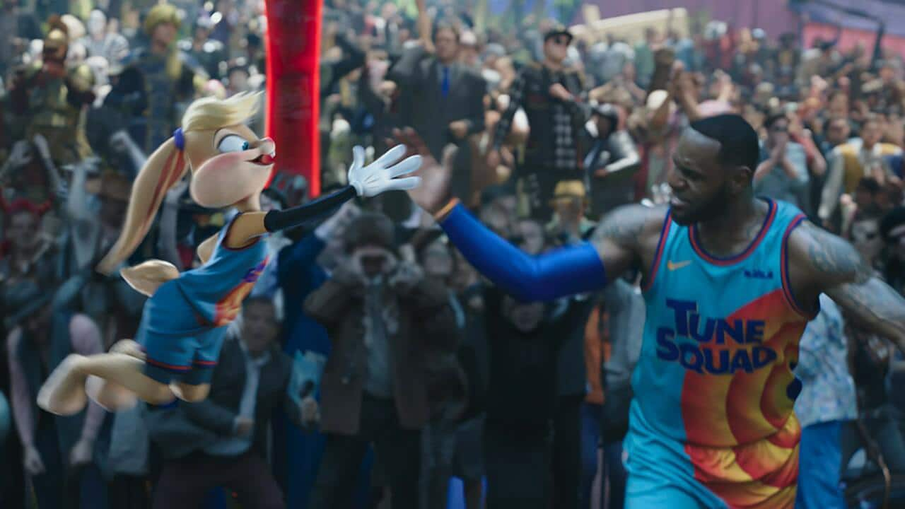 Space Jam - New Legends, online il nuovo trailer thumbnail