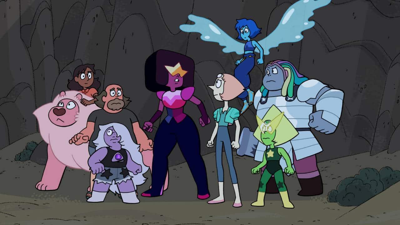 Steven Universe Future - La sesta ed ultima stagione sbarca in prima TV thumbnail