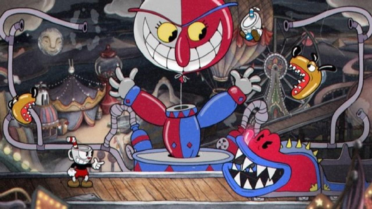 The Cuphead Show: prima clip della serie animata Netflix thumbnail
