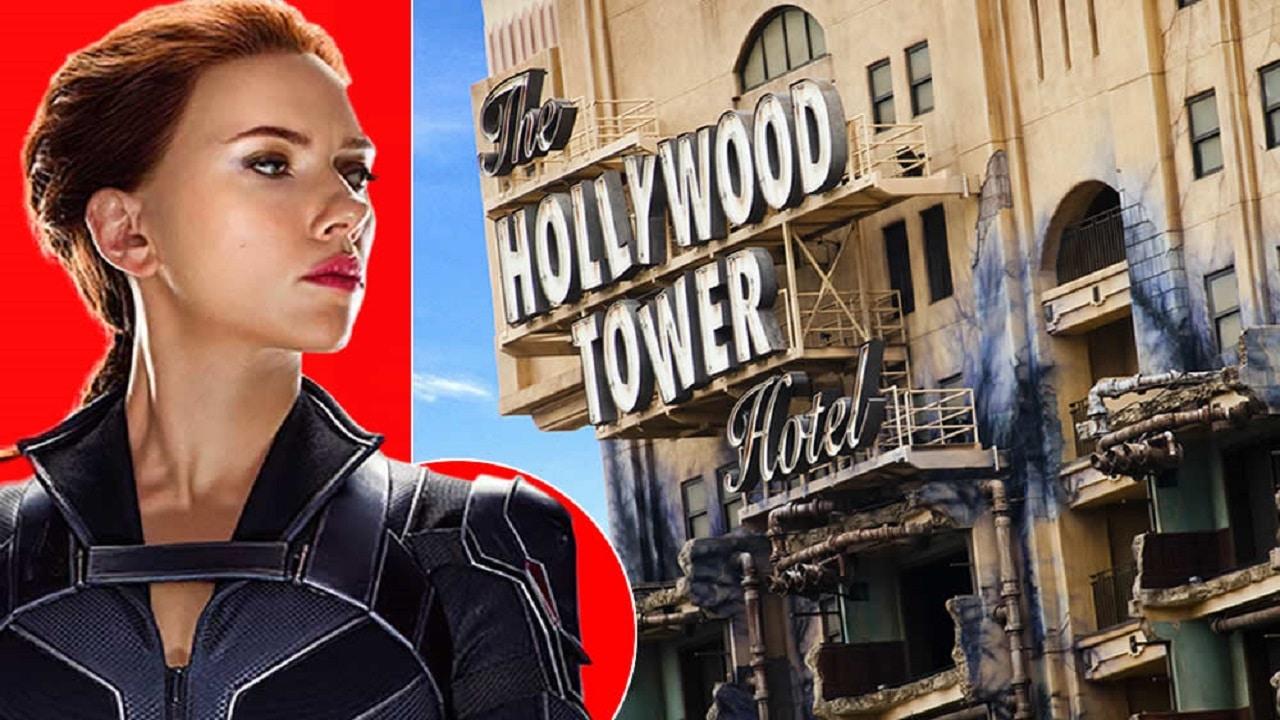 """Il film """"Tower Of Terror"""" della Disney sarà prodotto da Scarlett Johansson thumbnail"""