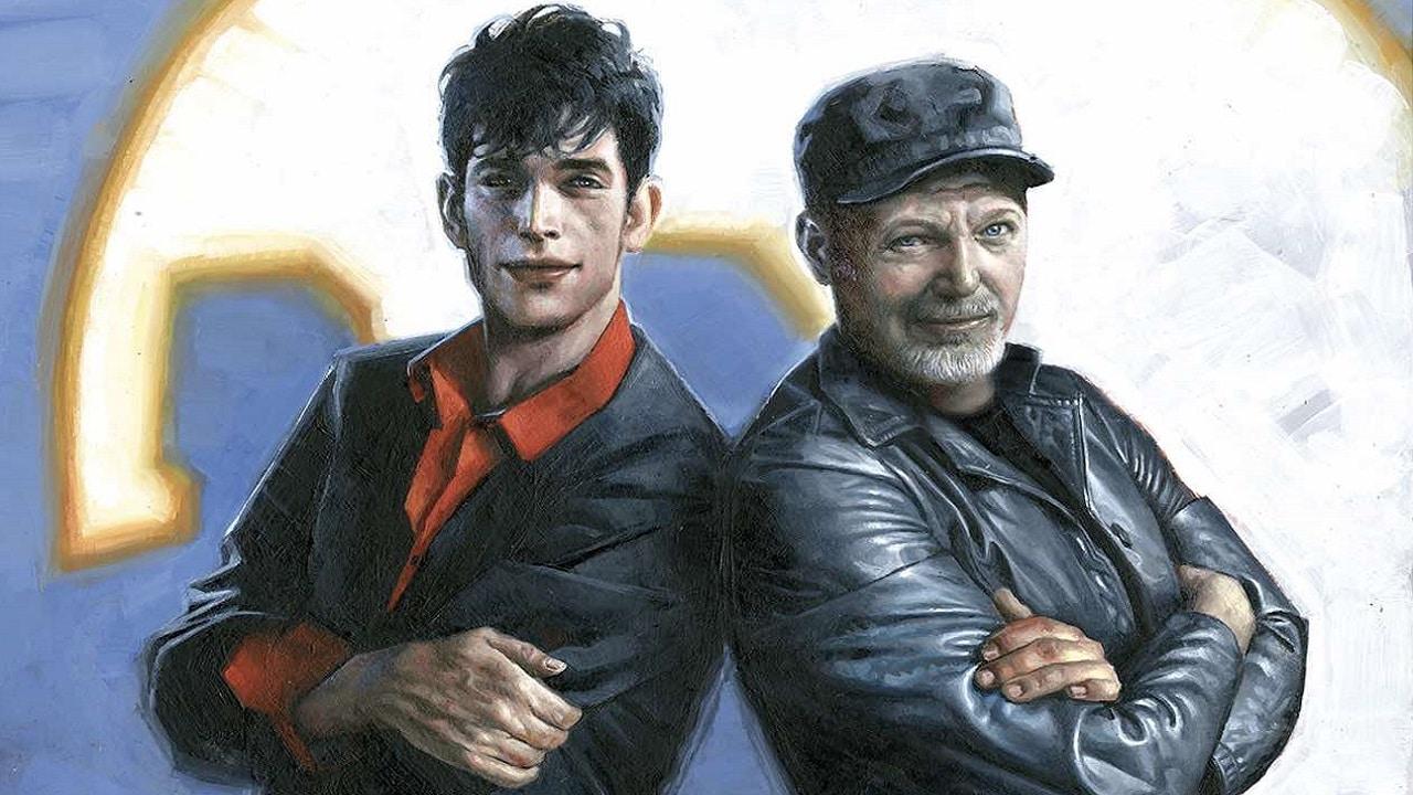 Dylan Dog omaggia Vasco Rossi thumbnail