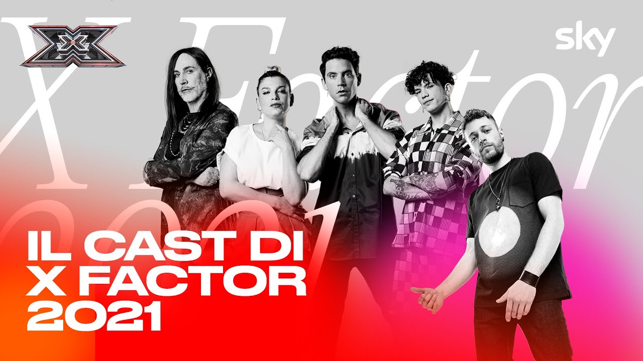 X-Factor abbandona le distinzioni di età e genere in Italia thumbnail