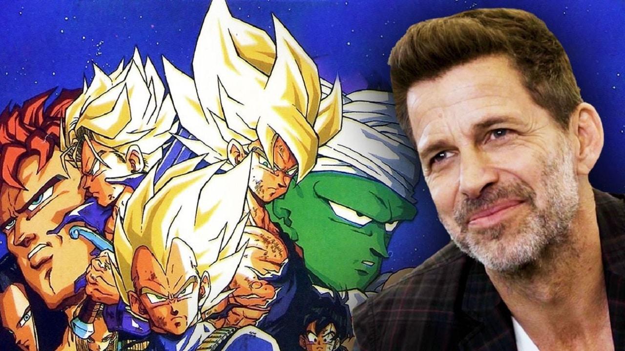 Zack Snyder aperto a dirigere un film su Dragon Ball Z thumbnail