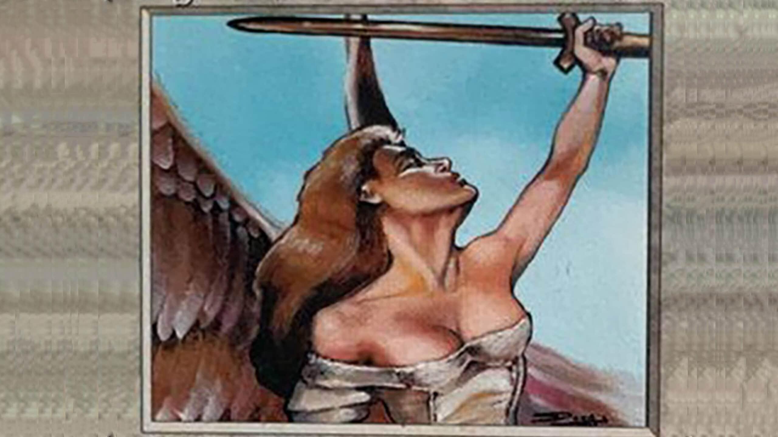 Reame di Serra: un Piano angelico del mondo di Magic thumbnail