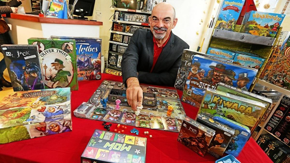 Bruno Cathala: un game designer per due! thumbnail