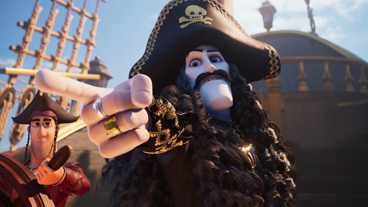 Capitan Sciabola e il diamante magico in anteprima al Giffoni Film Festival thumbnail