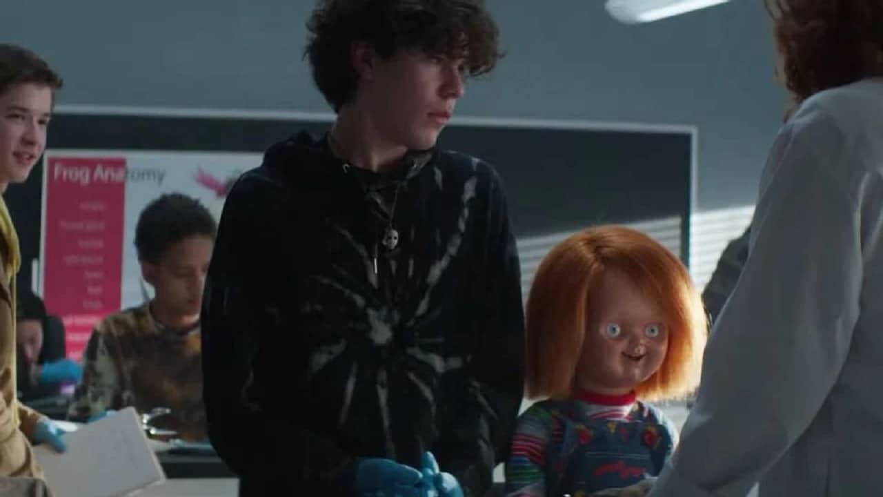 Chucky: pubblicato il trailer della serie TV thumbnail