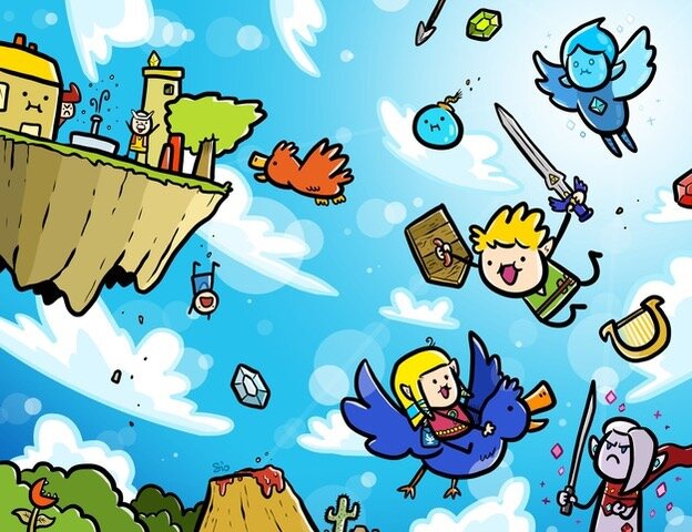 Cover-Sio-Zelda-SS-orgoglio-nerd