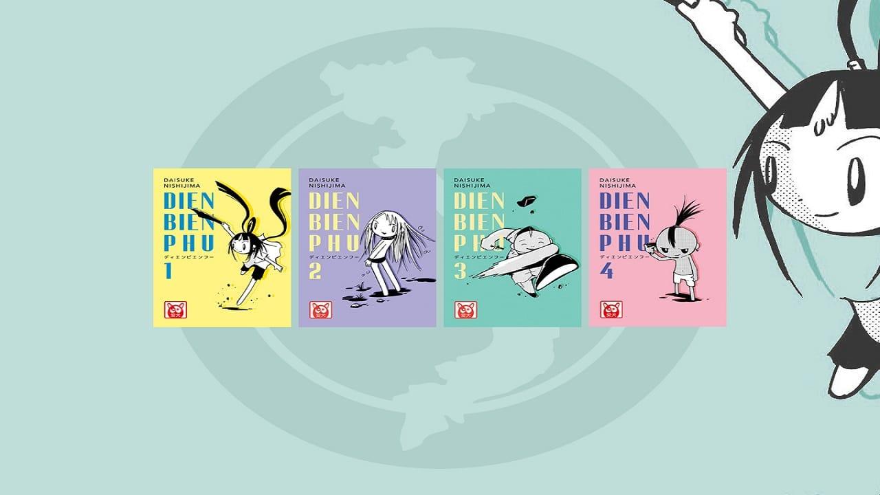 BAO Publishing presenta Dien Bien Phu 4, il manga di Daisuke Nishijima sulla guerra in Vietnam thumbnail