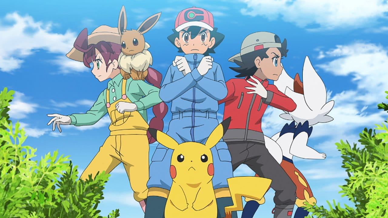 Esplorazioni Pokémon Master,  online il trailer della serie animata thumbnail