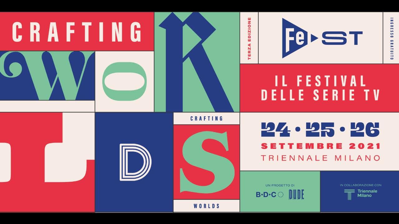 FeST – Il Festival delle Serie Tv, in arrivo la terza edizione thumbnail