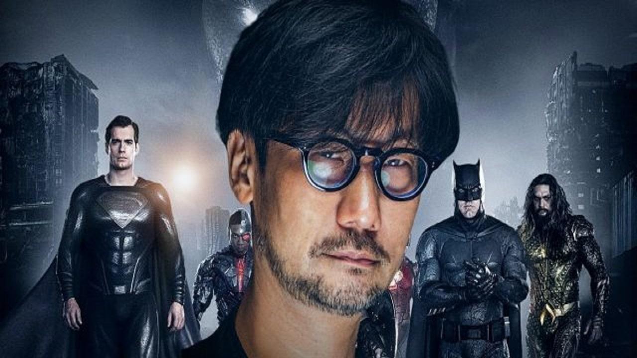 Hideo Kojima loda la Snyder Cut del regista Zack Snyder thumbnail