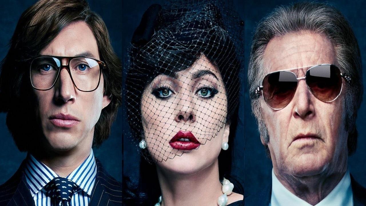 House of Gucci: primo trailer per il film con Adam Driver e Lady Gaga thumbnail