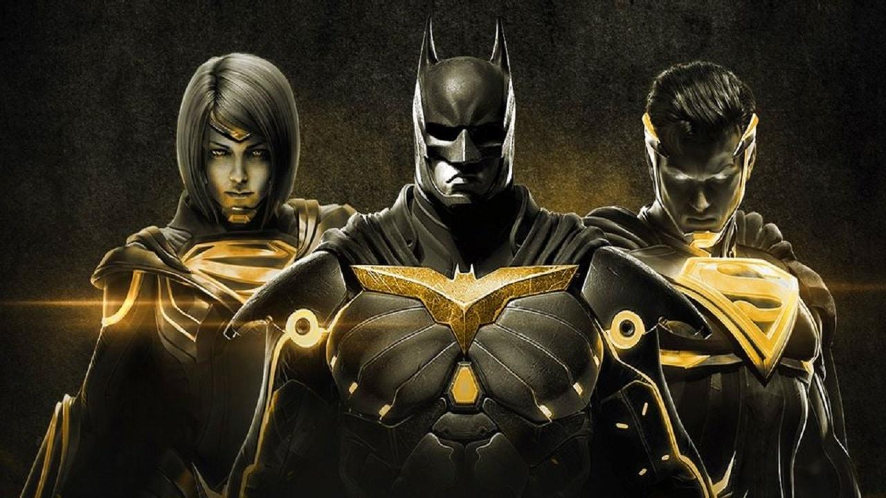 Injustice: svelato il cast del film animato thumbnail