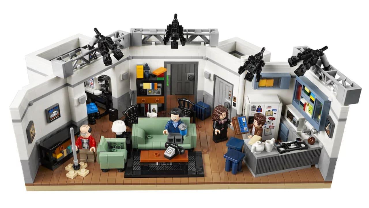 Seinfeld, in arrivo il set LEGO ispirato alla serie tv thumbnail