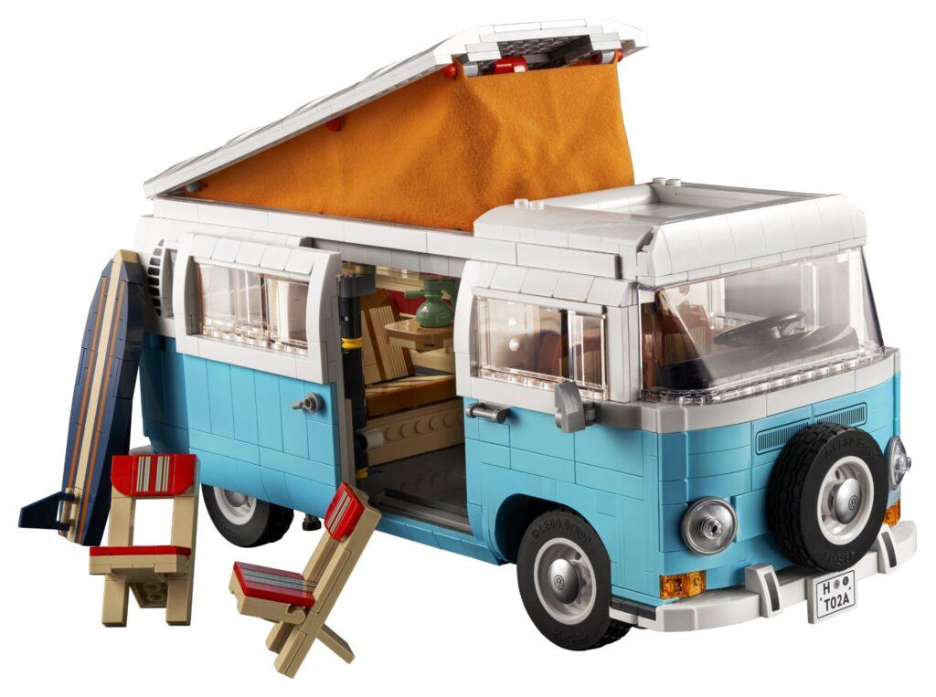 LEGO Camper van Volkswagen T2