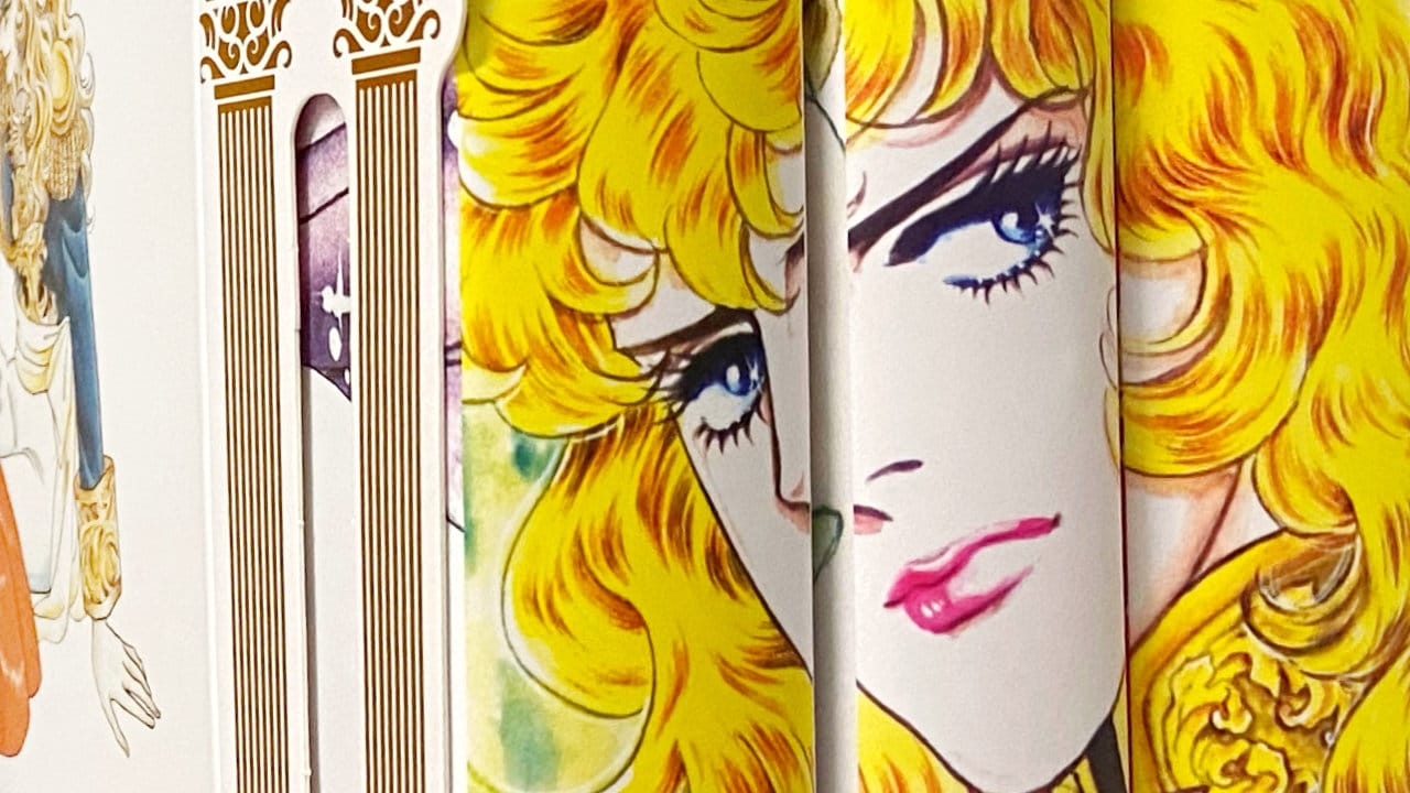 Lady Oscar Collection - Le Rose di Versailles Encore,  arriva un nuovo attesissimo box thumbnail
