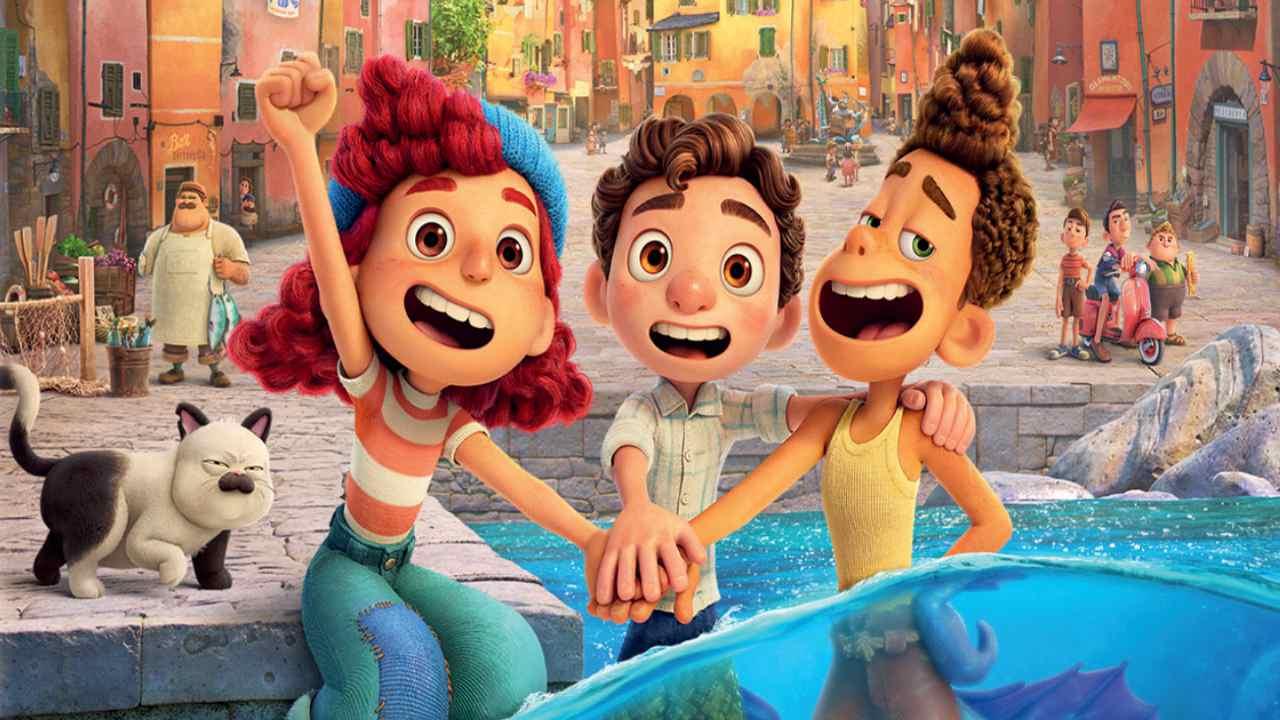 Luca di Disney Pixar, in arrivo le versioni home video thumbnail