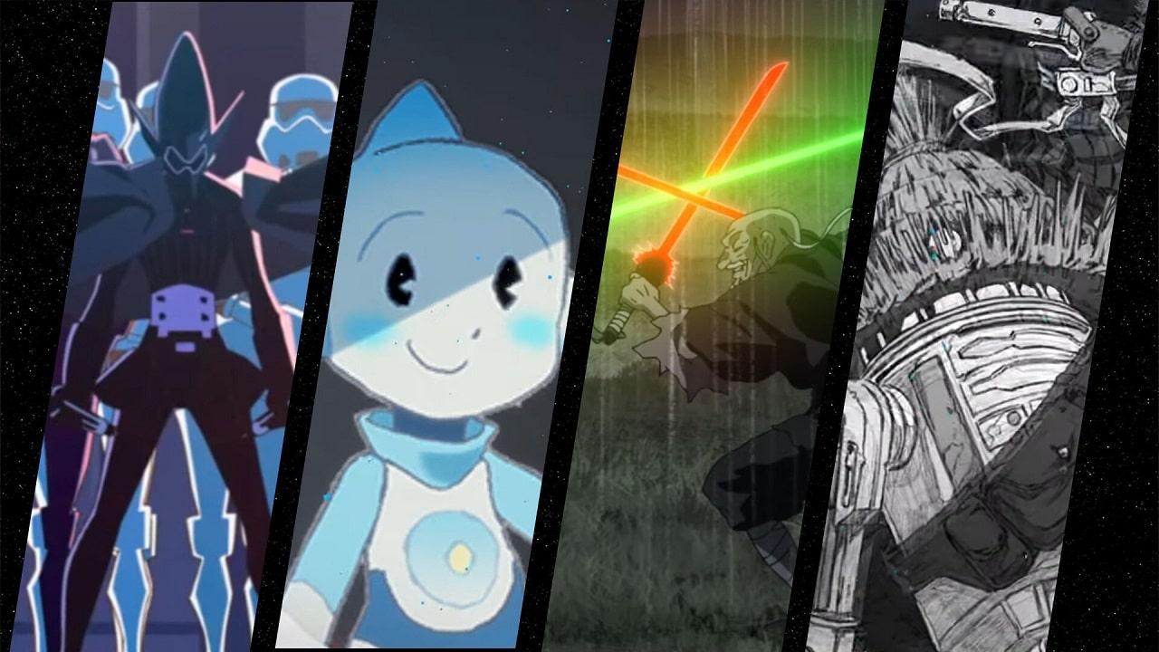 Star Wars: Visions, Disney svela i sette studio anime giapponesi che hanno lavorato alla serie thumbnail