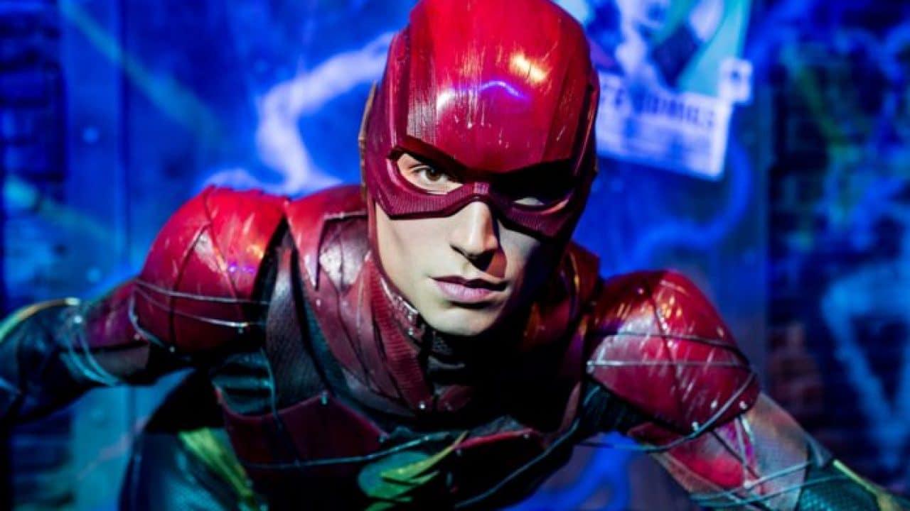 The Flash: le foto dal set rivelano una sorpresa? thumbnail