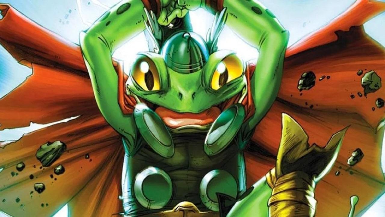 Loki: c'è una scena tagliata molto più lunga con Throg thumbnail