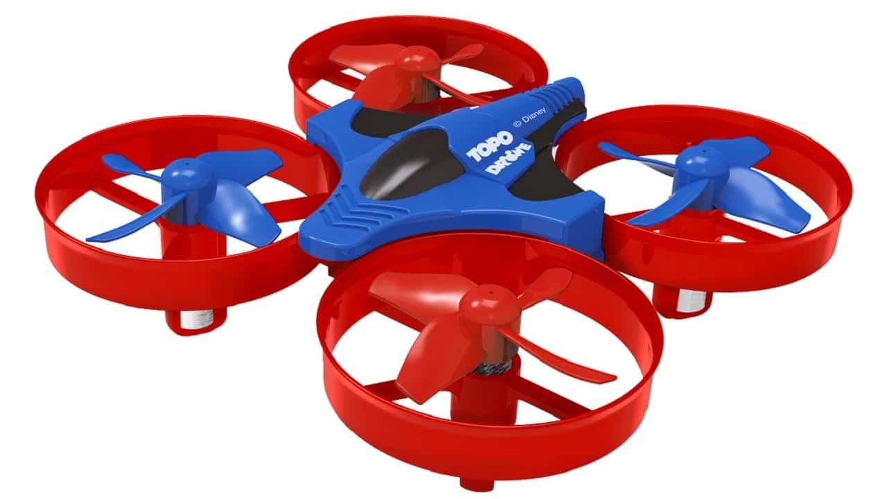 TopoDrone: ecco il primo drone di Topolino thumbnail