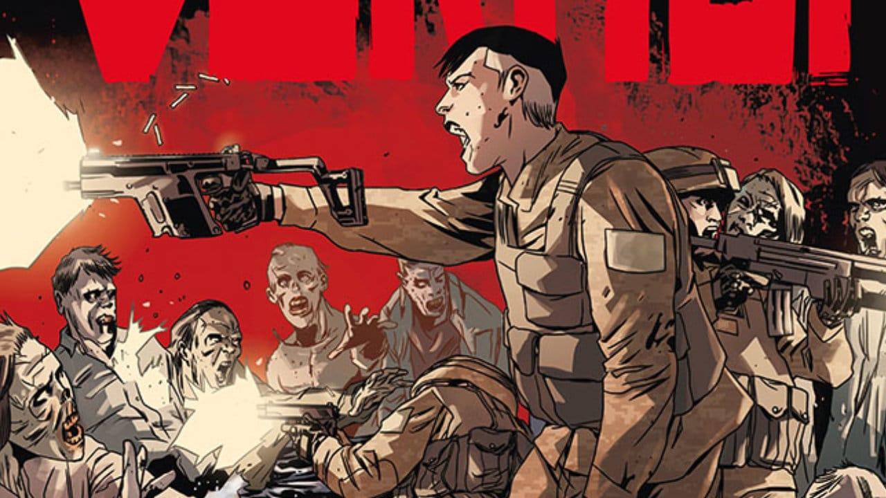 Voraci: una nuova apocalisse zombie, in arrivo il graphic novel saldaPress thumbnail