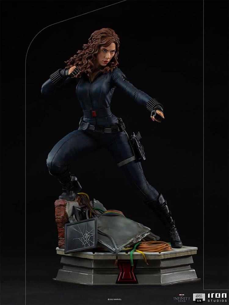 figure di Black Widow