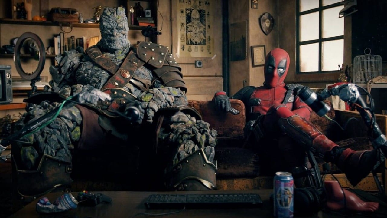 Deadpool e Korg commentano il trailer di Free Guy thumbnail
