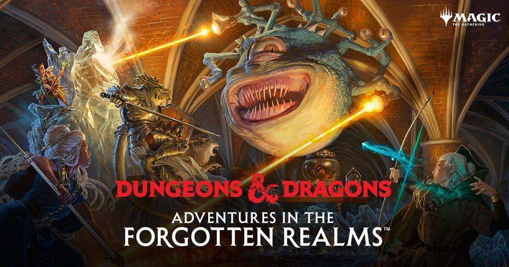 avventure nei forgotten realms