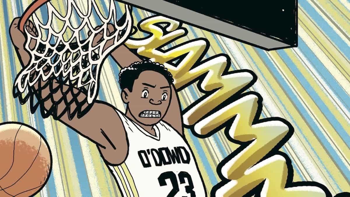 Dragon Hoops vince l'Eisner Awards thumbnail