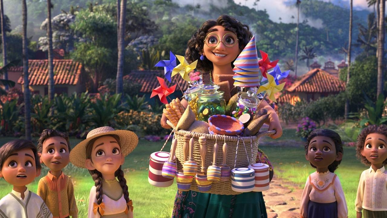 Ecco il magico trailer del nuovo film Disney: Encanto thumbnail