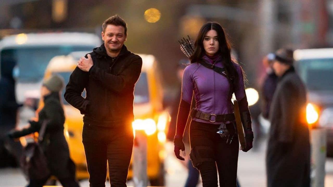 Marvel annuncia la data d'uscita ufficiale di Hawkeye thumbnail