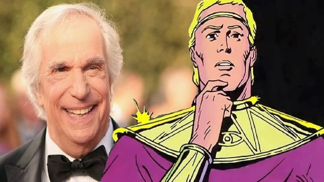 Henry Winkler e quel tweet che fa pensare a Watchmen thumbnail