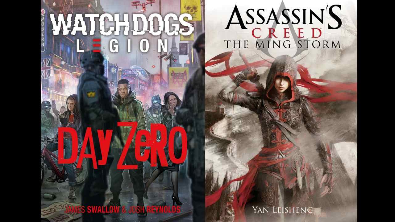 Assassin's Creed e di Watch Dogs: Legion, in arrivo due nuovi romanzi thumbnail